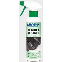 Nikwax Leather Cleaner 300Ml - White/Green, WHITE/GREEN