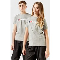 Berghaus Kid's Logo T-Shirt, Grey/GRY
