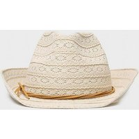 ONE EARTH Women's Lace Trilby, BG/BG