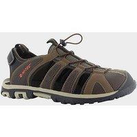 HI TEC Men's Cove Walking Sandals, BRN/BRN