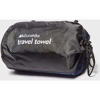 Eurohike Terry Microfiber Travel Towel - Large, MBL/MBL
