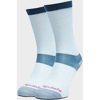Bridgedale Women's Coolmax Liner Sock, LBL/LBL