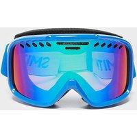 SMITH Men's Project Ski Goggles, Blue