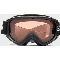 SMITH Men's Cascade Classic Ski Goggles, BLK/BLK