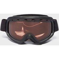SMITH Kid's Gambler Air Ski Goggles, BLK/BLK