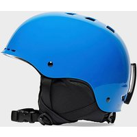 SMITH Kid's Holt 2 Ski Helmet, BLU/BLU