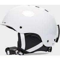 SMITH Kid's Holt 2 Ski Helmet, WHT/WHT