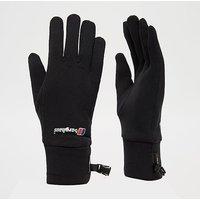 Berghaus Power Stretch Gloves, Black/Black