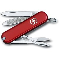 Victorinox Classic Swiss Army Knife, RED/RED