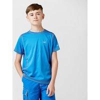 Regatta Boy's Dazzler T-Shirt, BLU/BLU
