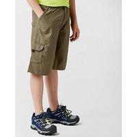 Regatta Boy's Sorcer Shorts, GRY/GRY