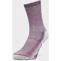SMARTWOOL Women's Hiking Medium Crew Socks, Purple