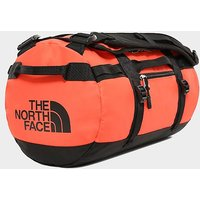 The North Face Basecamp Duffel Bag (Extra Small), RED/RED