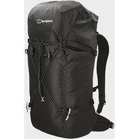 Berghaus Alpine 45L Backpack, BLK/BLK