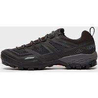 Mammut Men's Ducan Low GORE-TEX Hiking Shoes, Black