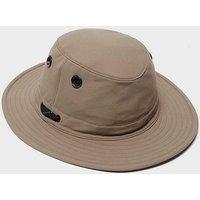 TILLEY Unisex LT5B Lightweight Nylon Hat, Brown/MBR