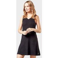 ROXY Women's Buying Time Dress, BLK/BLK