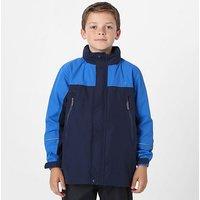 Peter Storm Kidsƒ?? Mercury Waterproof Jacket, NVY/NVY