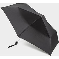 Fulton Mini-Flat 1 Umbrella, BLK/BLK