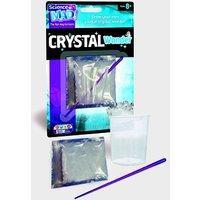 SCIENCE MAD Crystal Growing Kit, Silver/WONDER