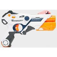 NERF Laser Ops Pro AlphaPoint Blaster, White/Orange