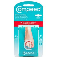 COMPEED Blisters On Toes Plasters, Blue