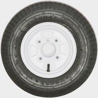 Maypole Trailer Wheel and Tyre, 400X8/400X8