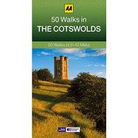 AA 50 Walks Staffordshire, GREEN