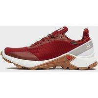 Salomon Men's AlphaCross GORE-TEX Shoes, RED/RED