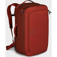 Osprey Carry-On Travel Bag 44L, RED/RED
