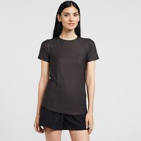 North Ridge Womens Synergy Ss Top - Gry/Gry, GRY/GRY