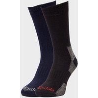 Bridgedale Men's Dingle Socks, Black