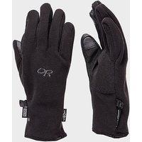OUTDOOR RESEARCH Men's Gripper Sensor Glove, BLK/BLK