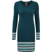 SHERPA Maya Jacquard Dress, 3/3
