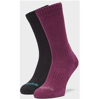 Bridgedale Women's Dingle Sock, Purple