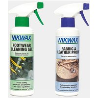 NIKWAX Fabric and Leather Reproofer Spray and Footwear