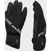 Sealskinz Halo All Weather Cycling Gloves, BLK/BLK