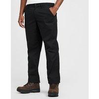 Peter Storm Men's Ramble II Trousers, Black