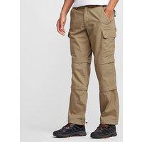 Peter Storm Men's Ramble II Double Zip Off Trousers, C/C