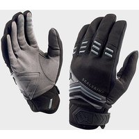 Sealskinz Dragon Eye Mountain Bike Waterproof Gloves, GRY/GRY