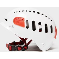 WILD C CLIMBING WC FUSION HLMT, WHT/RED/WHT/RED
