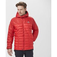 Mountain Equipment Men's Superflux Insulated Jacket, DRD/DRD