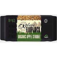 TORQ Explore Flapjack Organic Ginger Cake, APPLE/APPLE