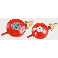 Continental Propane Gas Regulator, RED/PROPANE
