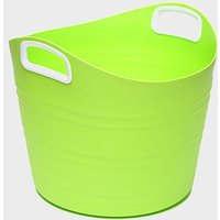 Hi-Gear 10.5 Litre Flexi Tub, LIME/TUBS
