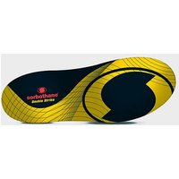 SORBOTHANE Double Strike Insole, YELLOW/INSOLES