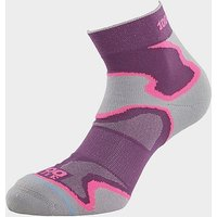 1000 Mile Women's Fusion Anklet Sock, BLK/WOMENS
