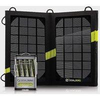 Goal Zero Guide 10 Plus & Nomad 7 Plus Solar Kit, V/V