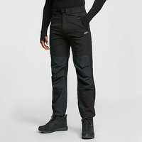 OEX Men's Strata Softshell Trouser (Regular length), BLACK/TROUSER