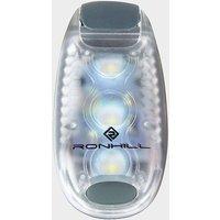RONHILL Light Armband, GREY/CLIP